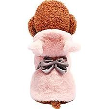 TangFeii Pet Dog Clothes, Autumn and Winter ... - Amazon.com