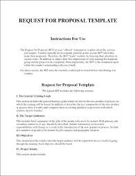 proposal request letter sample proposalsampleletter com proposal request letter sample request for proposal template