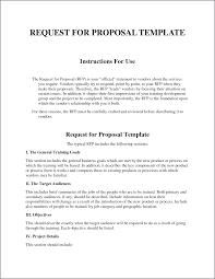 proposal request letter sample com proposal request letter sample request for proposal template