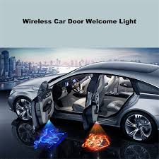 <b>1PCS</b> NEW <b>Universal</b> LED <b>Car</b> Door Welcome Light Logo Laser ...