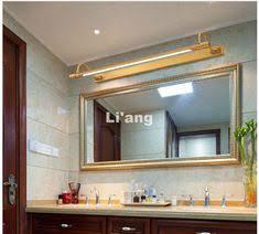 Retro <b>American mirror front lamp</b> stretchable bathroom light hotel ...