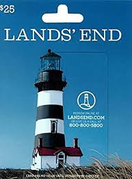 Amazon.com: Lands' End Gift Card $25: Gift Cards