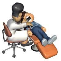 Risultati immagini per dal dentista oh che paura