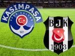 Beşiktaş Kasımpaşa'ya takıldı