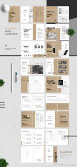 17 best ideas about business proposal format proposal and portfolio templateminimal and professional proposal brochure template for creative businesses created in adobe indesign microsoft word and