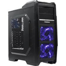 <b>Корпус GameMax G506 Black</b> без БП с окном — купить в городе ...