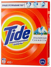<b>Стиральный порошок</b> Tide Альпийская свежесть (<b>автомат</b> ...