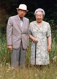 「昭和天皇皇后両陛下」の画像検索結果