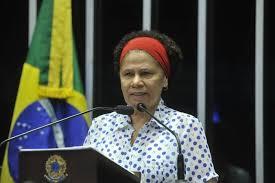 Resultado de imagem para senadora Regina Sousa.