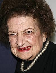How appropriate that Helen Thomas' biggest story in years would break on a Saturday. The venerated grande dame of the White House press corps through ten ... - helen-thomas