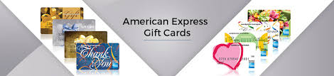 American Express Gift Cards - PrePaid-USA