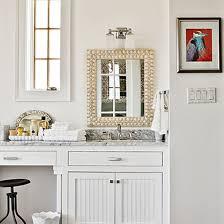 coastal bathroom designs:  beach d bathroom d interior d design d shells