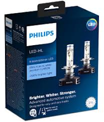 <b>Philips X</b>-<b>treme Ultinon</b> LED - Авто-<b>Лампы</b>