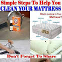 How to wash a mattress