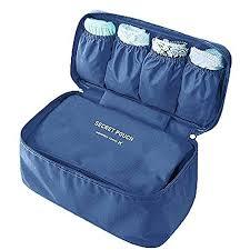 Jineams <b>Portable</b> Multifunctional <b>Travel</b> Organizer <b>Bra Underwear</b> ...