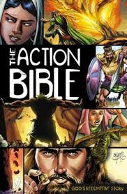 The Action Bible by Sergio Cariello: Review