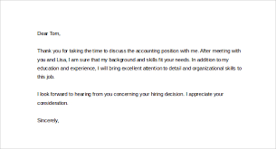 Sample Thank You Letter After Phone Interview - 12+ Free Documents ... Thank You Letter After Phone Interview Recruiter
