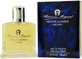 <b>Etienne Aigner Private</b> Number for Men, Eau De Toilette Spray 3.4 ...