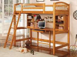 back to bunk bed with desk and drawers bunk beds desk
