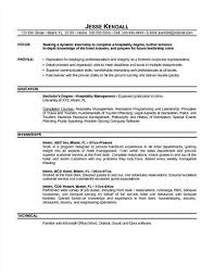 hospitality resume objective examples source hospitality resume objective   etcma