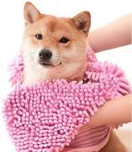 Ультравпитывающее <b>полотенце для собак</b> быстросохнущие ...