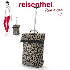 <b>reisenthel</b> - <b>trolley M</b> - <b>baroque</b> taupe - Shopping