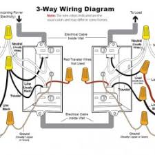 3 way switch installation diagram images way switch wiring at at all from regular switch and is installed in the mounting box