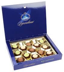 Купить <b>Набор конфет Вдохновение Mini</b> Cupcakes 165 г по ...