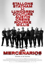 Los Mercenarios (Los Indestructibles) 2010