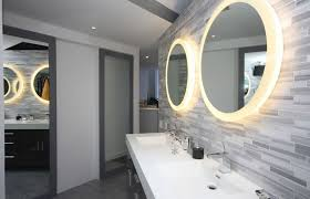home decorating trends homedit bathroom mirrors with lighting
