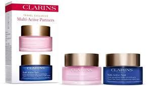 <b>Clarins Multi Active</b> Partners Set в дьюти фри в аэропорту ...