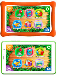 <b>Планшет TurboKids 3G Green</b> (ARM Cortex A7 1 3 GHz 1024Mb ...
