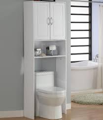 bathroom space savers bathtub storage: bathroom over the toilet shelves pcd homes