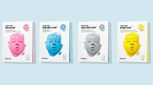 Линия <b>моделирующих альгинатных масок</b> Rubber Mask от Dr.Jart+