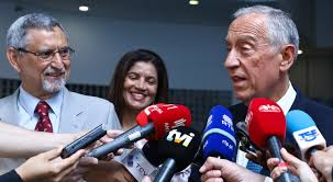 Image result for marcelo rebelo de sousa em cabo verde