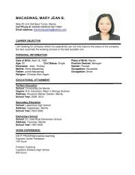 resume format sample 21jsole3 resume format for job application resume examples resume and job application cover letter on resume format samples 2015 sample resume template