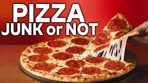is pizza a junk food why or why not is pizza a junk food why or why not