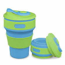 Pretty <b>Collapsible Travel</b> Cup Alluring Home Improvement Silicone ...