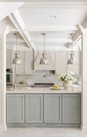 kitchen colors images: kitchen two tone style grey feat ivory cabis with white countertop plus kitchen cabinet colors with white countertops gray kitchen cabinets with white