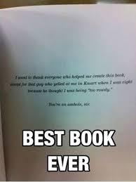 FunniestMemes.com - Funniest Memes - [Best Book Ever...] via Relatably.com