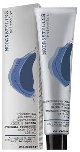 Elgon Moda&Styling <b>перманентная крем-краска для волос</b>, 12 ...