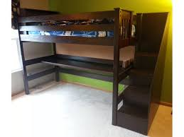 bunk beds with stairway stair bunkbeds loft bed with stairs bunk beds stairs desk