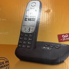 <b>Радиотелефон Gigaset</b> A415A <b>Black</b> – купить в Балашихе, цена 1 ...