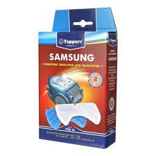 <b>Комплект фильтров Topperr</b> FSM 65 для пылесосов Samsung ...