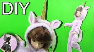 Как сделать <b>Костюм ЕДИНОРОГА</b> для Куклы. Шьем для куклы ...