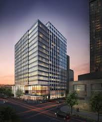 schnitzer west officials said on monday that they plan to start work next year on building build a office
