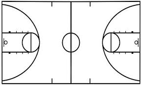 best photos of printable basketball court diagram   basketball    basketball court diagrams coaches printable