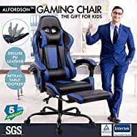 ALFORDSON Gaming <b>Chair Racing Chair Executive</b> Sport <b>Office</b> ...