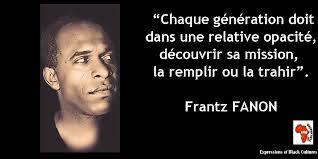 Extraits de la préface de Jean Paul Sartre au livre «Les Damnés de la Terre» de Frantz Fanon, dans GEOPOLITIQUE