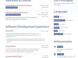 resume service industry breakupus prepossessing full resume resume guide careeronestop breakupus remarkable what zuckerbergs resume might look like business